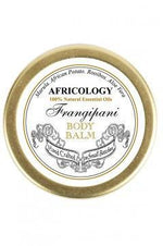 Frangipani Body Balm: offering a taste of the exotic to inspire creativity through a gentle, but rich fragrance.