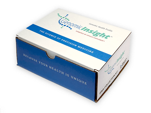 GenomicINSIGHT® DNA Tests BIOMETRIX