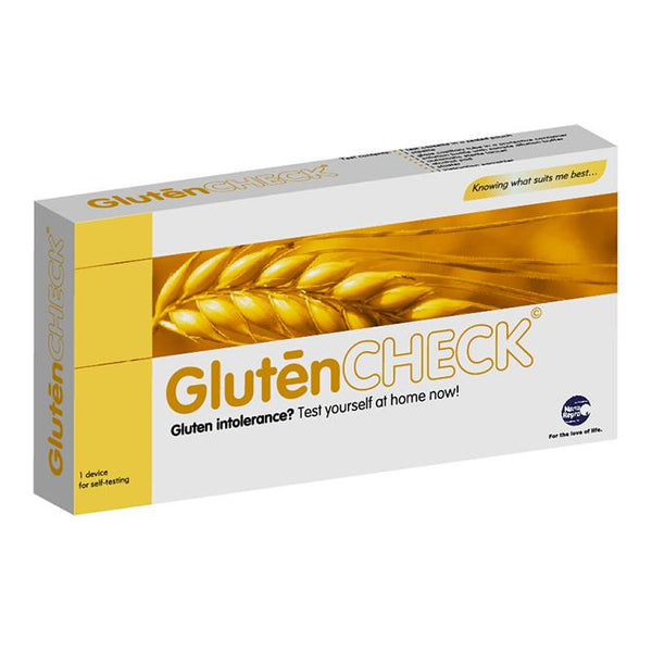 GlutenCHECK | Rapid Home Screening Test Biochemistry AGERA HEALTH