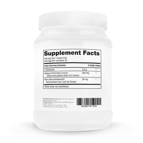 GUT Repair + Supplements NURTURE BY METAGENICS
