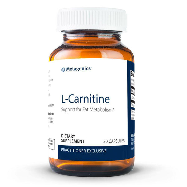 L-Carnitine Supplement METAGENICS 30 Tablets