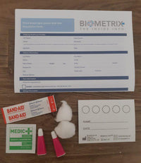 Amino Acids Test Biochemistry BIOMETRIX
