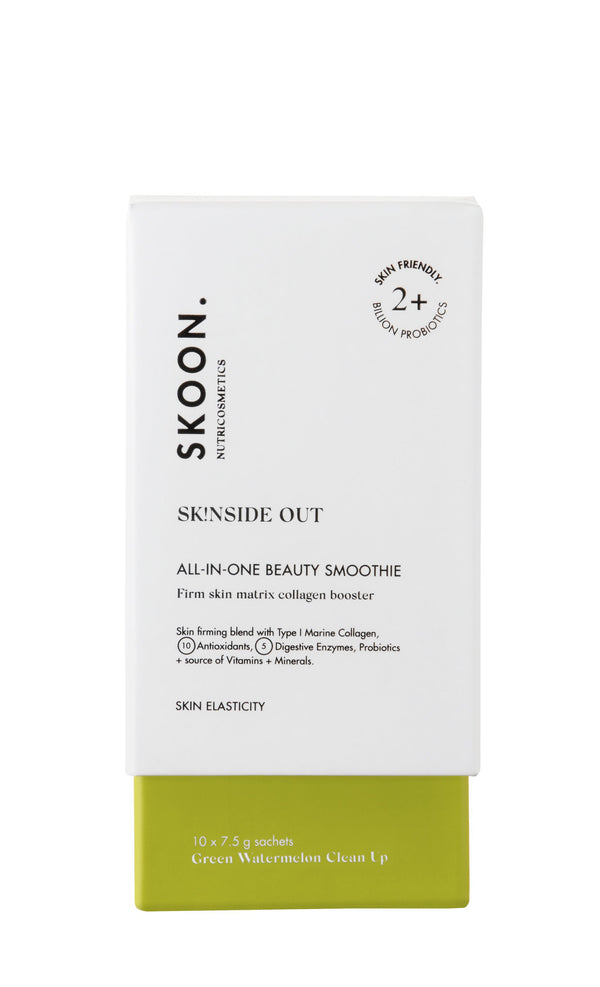 BREAKOUTS All-in-one beauty smoothie Supplement SKOON 10 x 7.5g