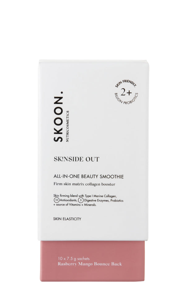 ELASTICITY All-in-one beauty smoothie Supplement SKOON 10 x 7.5g