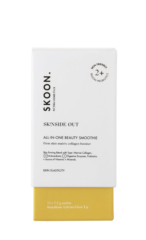 SENSITIVITY All-in-one beauty smoothie Supplement SKOON 10 x 7.5g