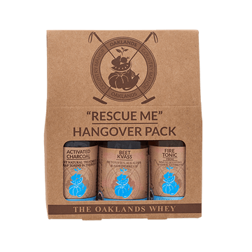 Hangover Pack | 'Rescue Me'