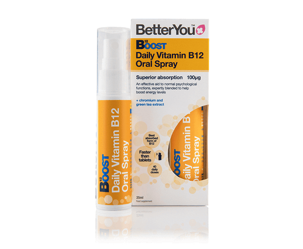 Oral Spray | B12 Supplements BETTER YOU