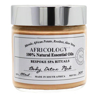 Body Detox Mud Body AFRICOLOGY 125ml