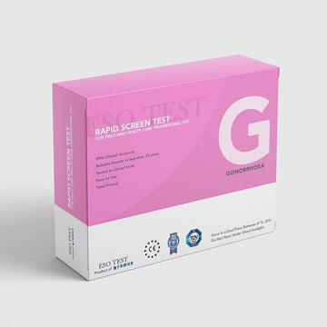 Gonorrhea | Rapid Screening Home Test