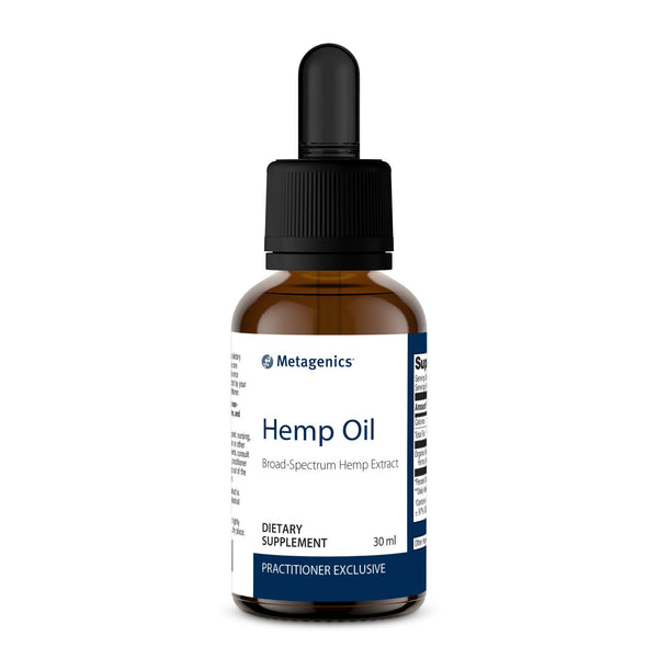 Hemp oil Supplement METAGENICS