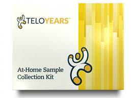 TeloYears™ Chronological Age vs. Biological Age DNA Tests BIOMETRIX