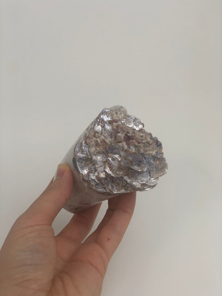 Lepidolite - Semi Polished