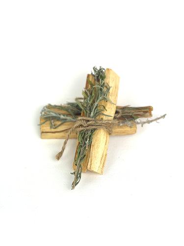 Palo Santo with Lavender
