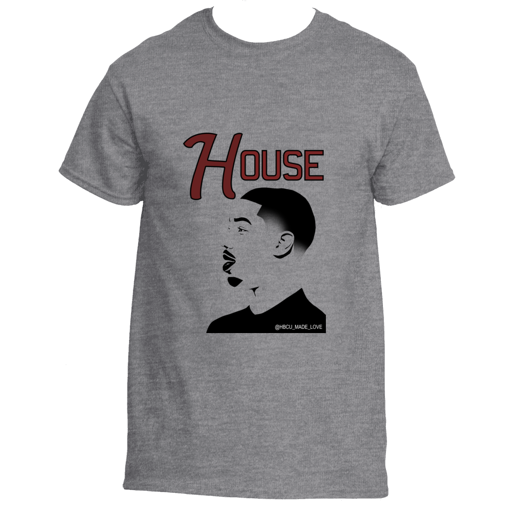 House to her Spel Tee (Brother with a Fade) *Unisex Tee*