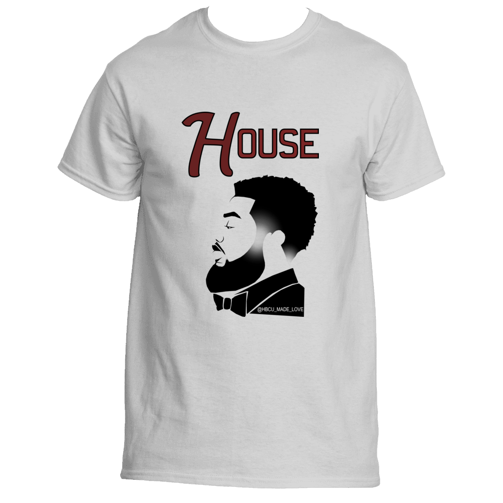 House to her Spel Tee (Brother with a Beard) *Unisex Tee*