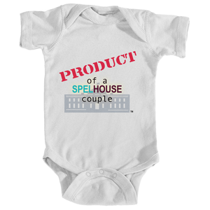 SpelHouse Infant (onesie)