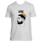 Black King to Her Queen  *Unisex Tee*