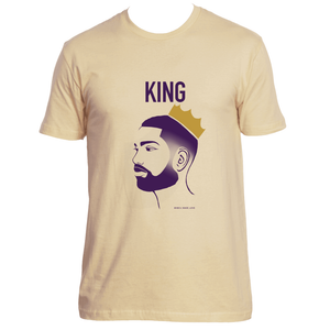 Purple King to her Queen tee *Unisex*