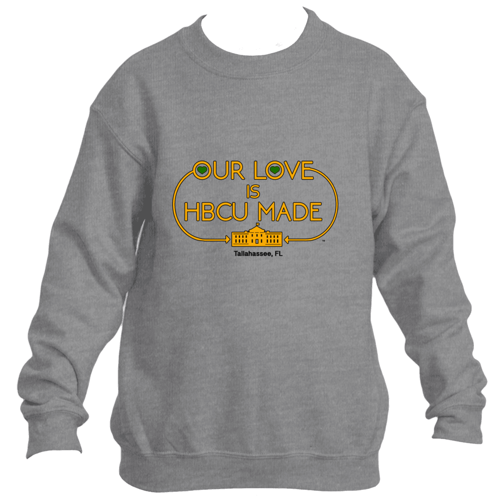 Rattlers HBCU Made Love Sweatshirt *Unisex*