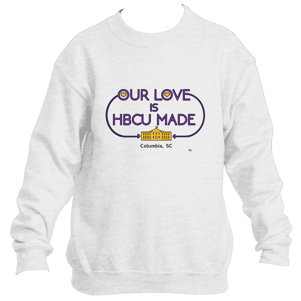 Benedict Tigers HBCU Made Love Sweatshirt *Unisex*
