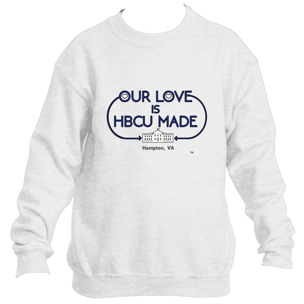 Pirates HBCU Made Love Sweatshirt *Unisex*
