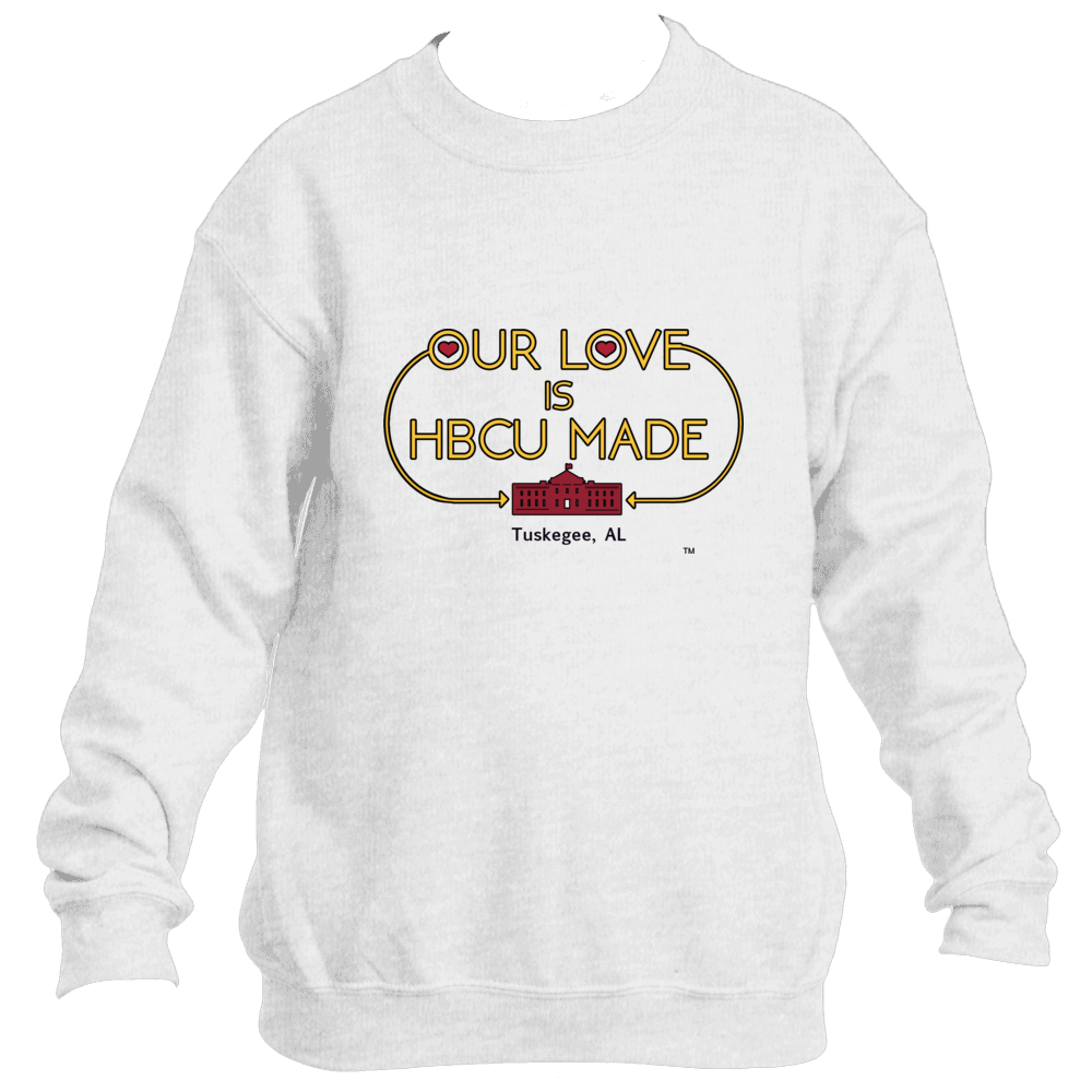 Golden Tigers HBCU Made Love Sweatshirt *Unisex*