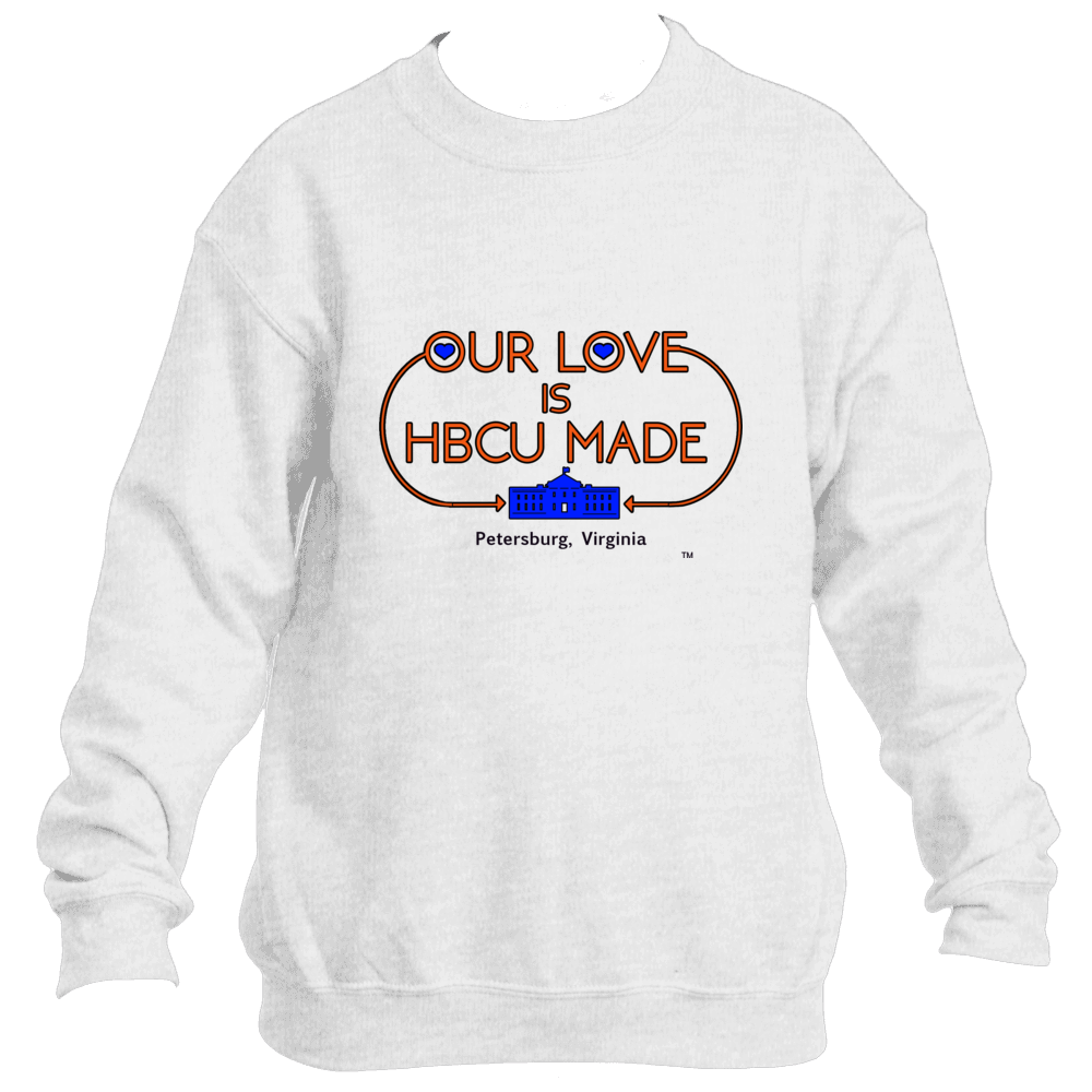 Trojan HBCU Made Love Sweatshirt *Unisex*