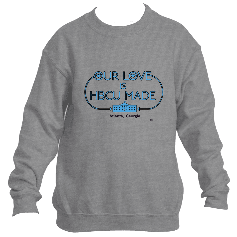 Jaguar HBCU Made Love Sweatshirt *Unisex*