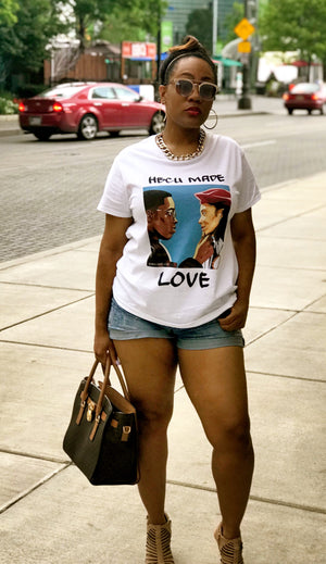 HBCU Made Love at Hillman (Unisex)