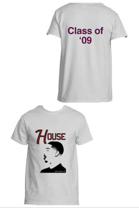Class of '09 House to her Spel *Man with Fade* (Unisex)