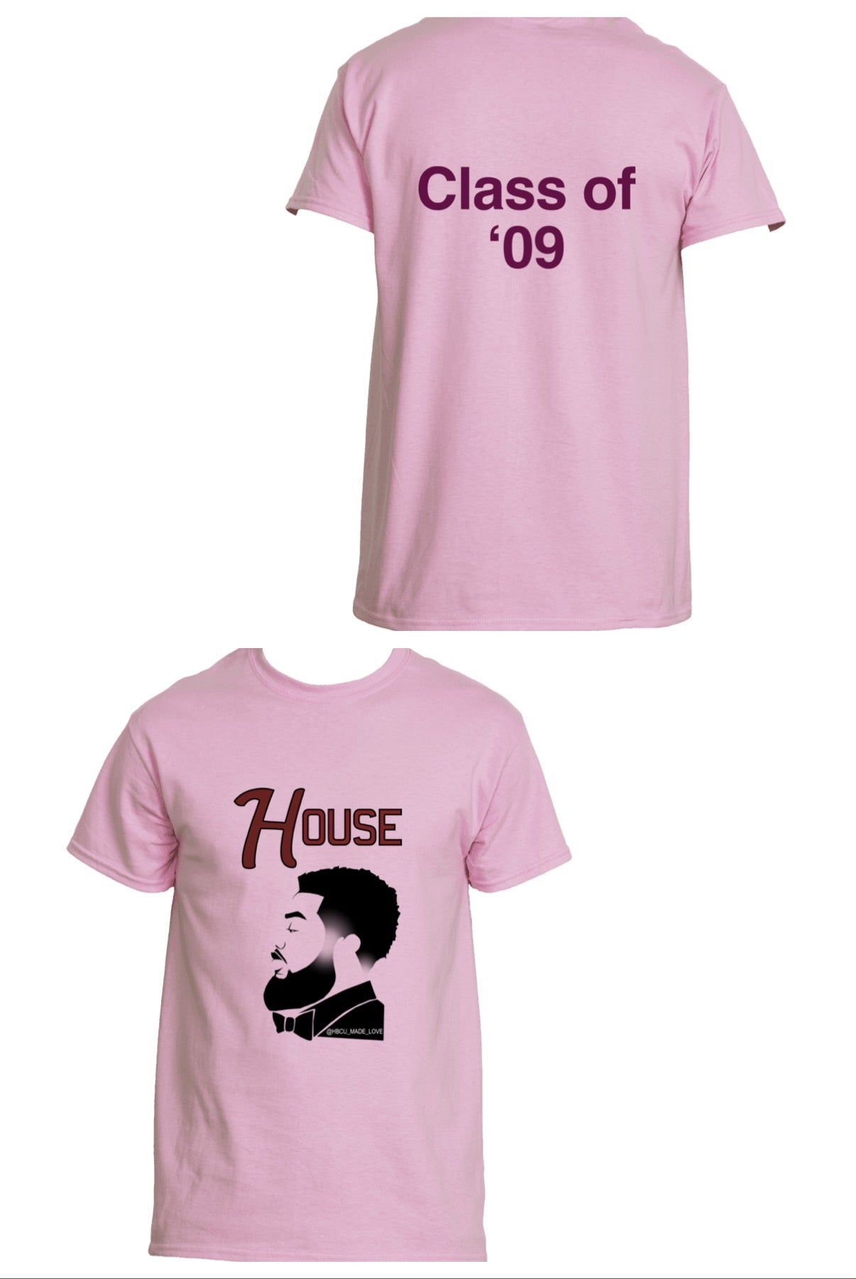 Class of '09 House to her Spel *Brother with a Beard* (Unisex)