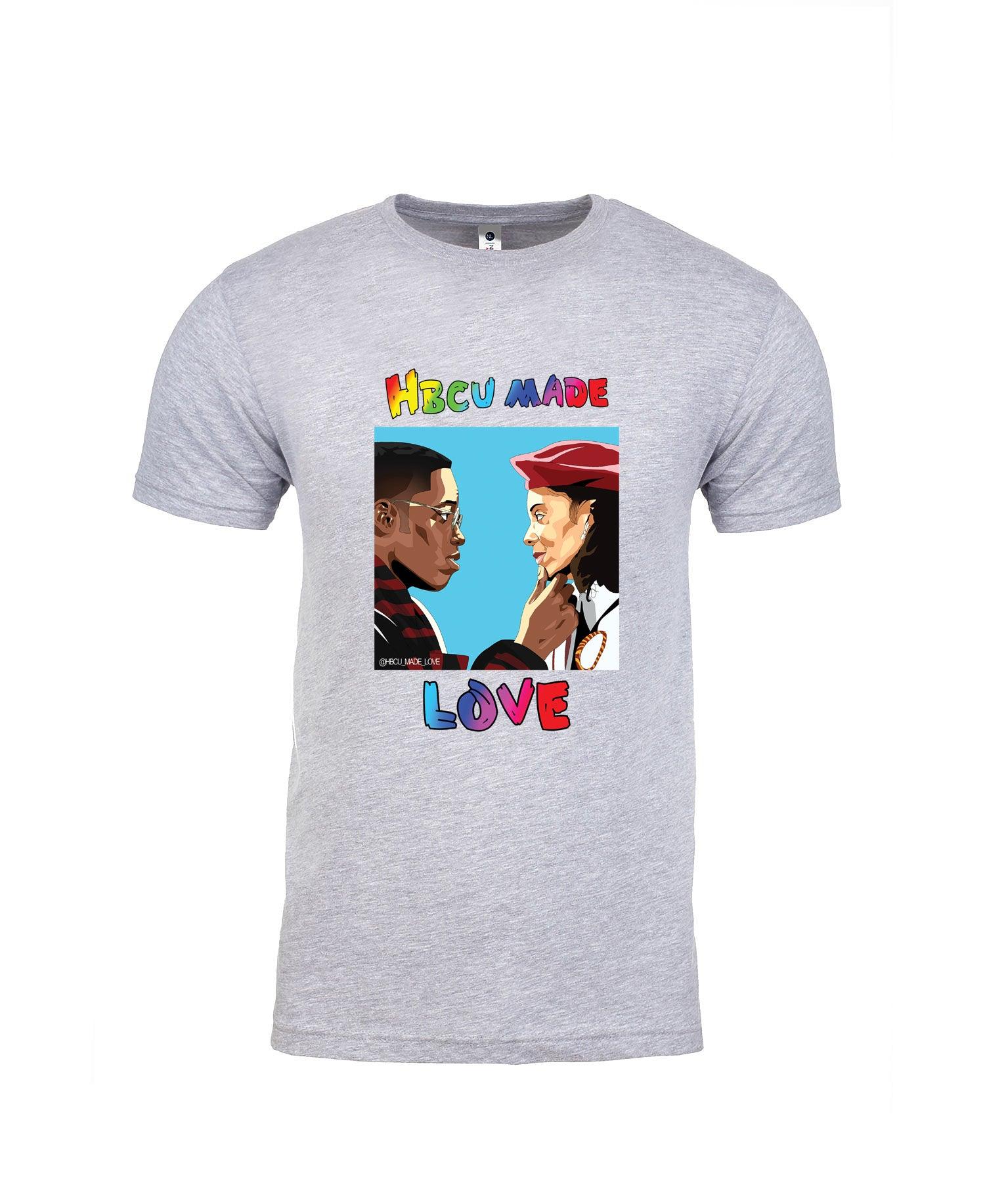 Dwayne and Whitley Tee (Men)