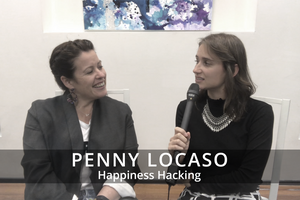Happiness Hacking With Penny Locaso | Episode 1