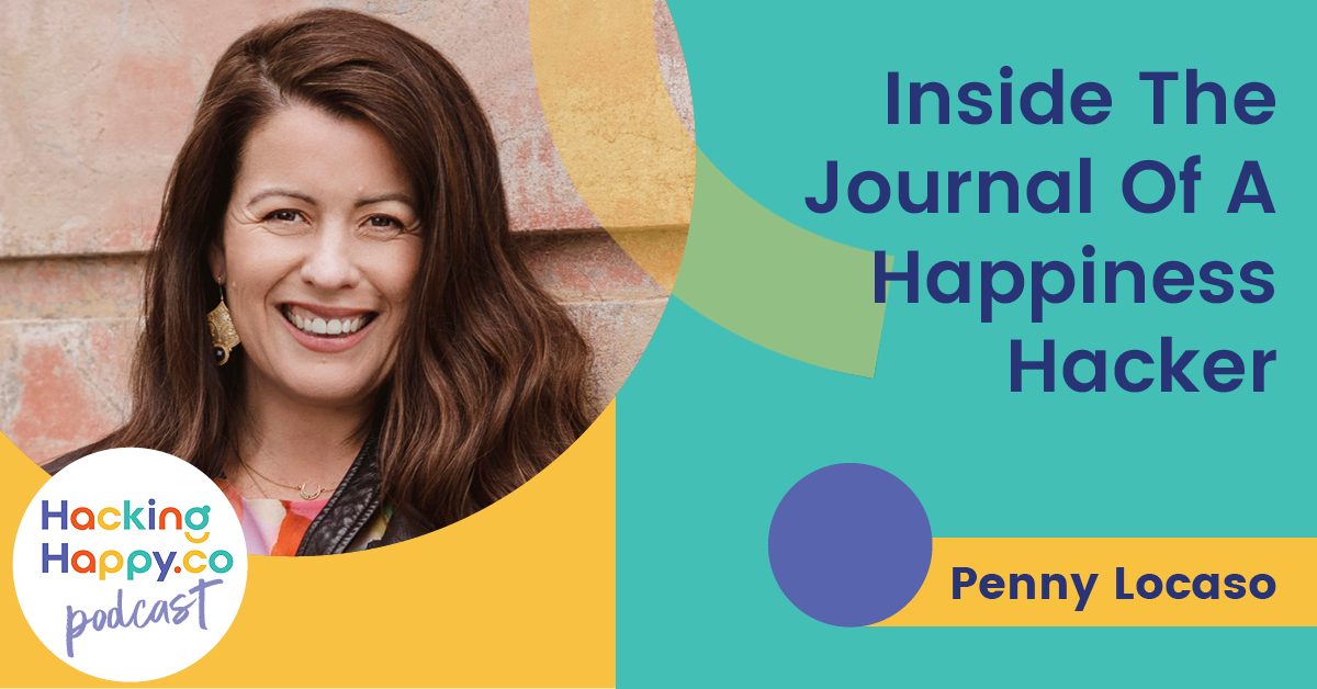 Inside The Journal Of A Happiness Hacker | Episode 4