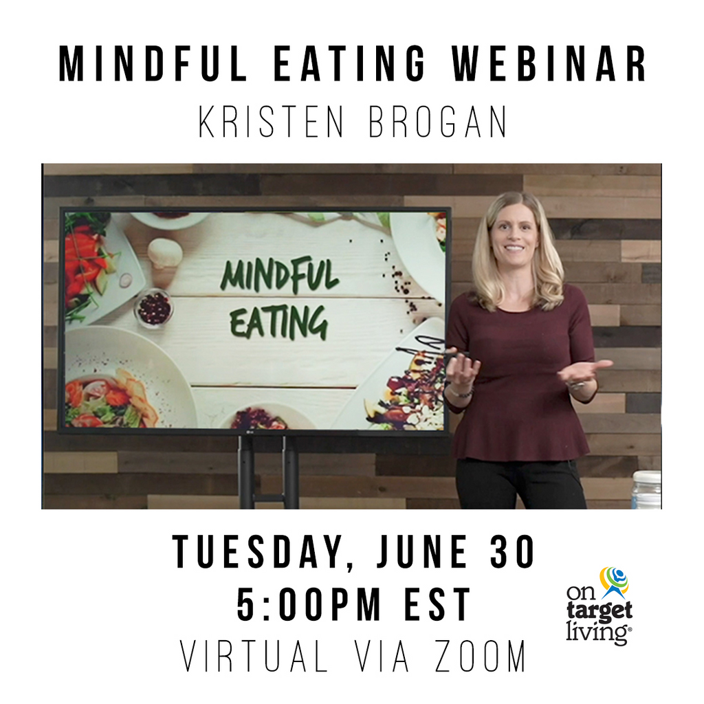 """Virtual"" Mindful Eating 101"