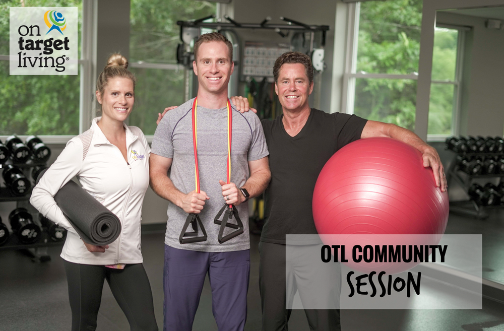 OTL Community Session-FREE * Don't Add to cart see below