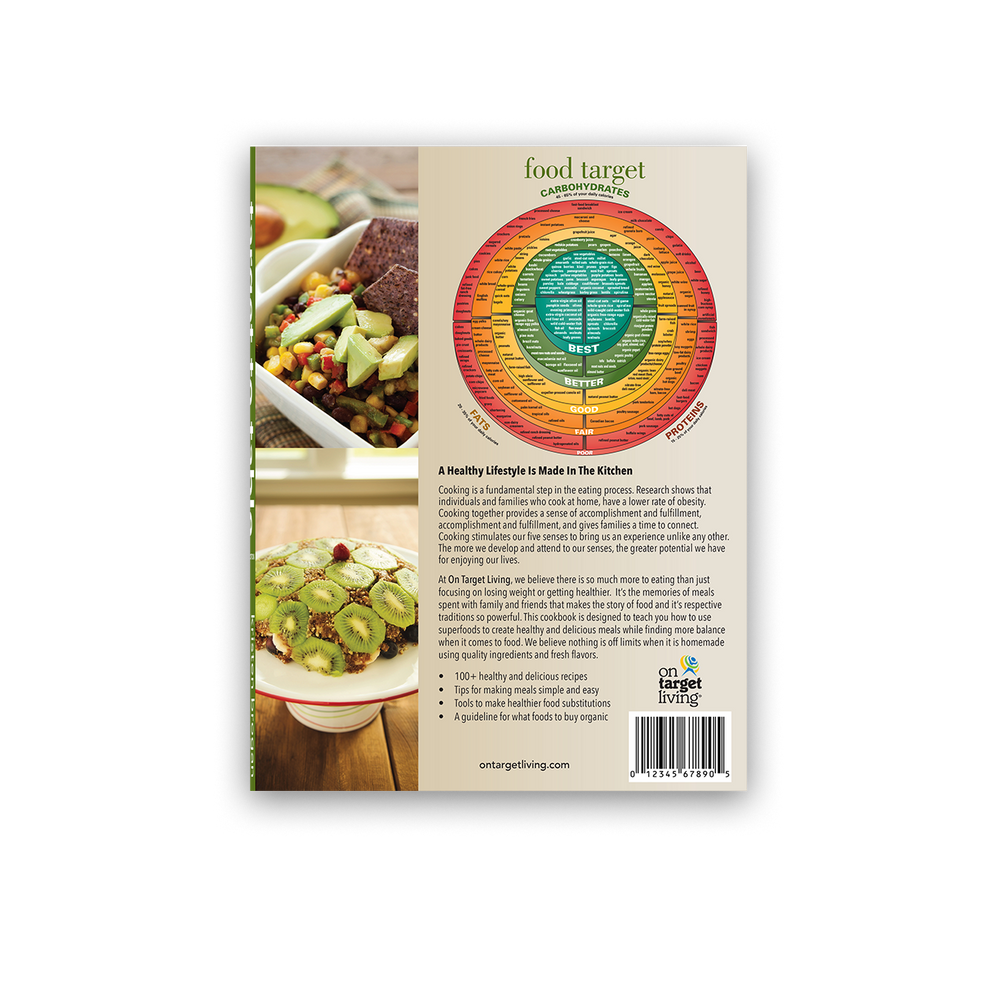 Target To Table Cookbook (E-BOOK)
