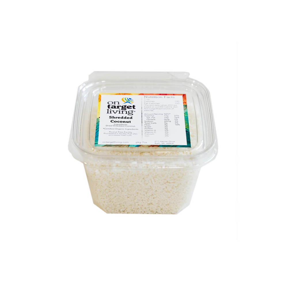 Shredded Coconut- 7 oz