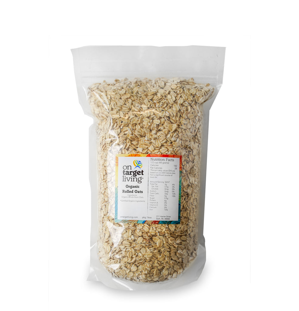 Thick Cut Rolled Oats- 30 oz