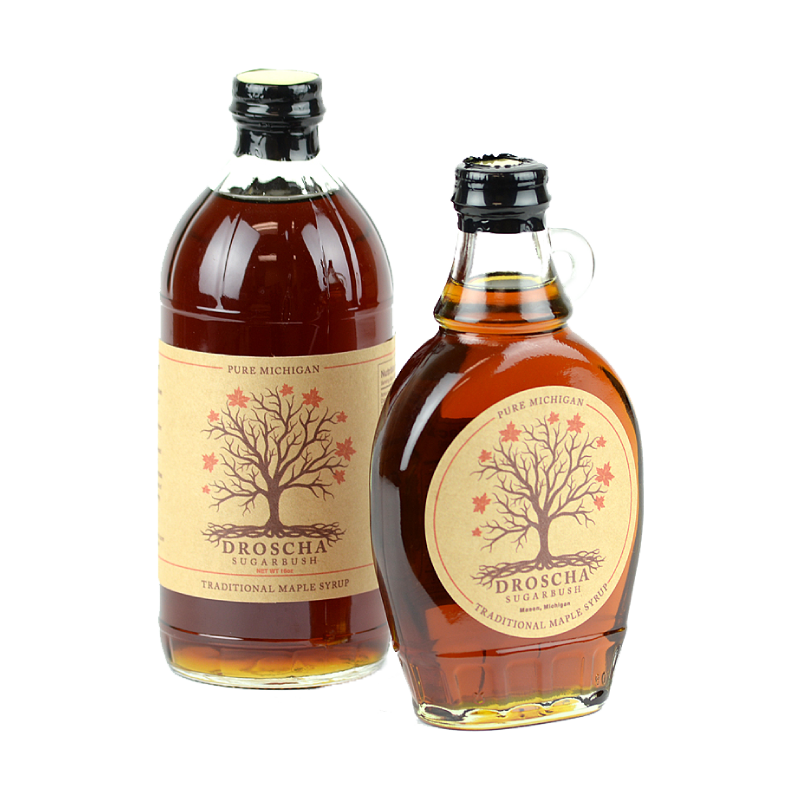 Droscha Farms Traditional Maple Syrup- 16 oz