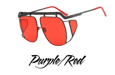 Purple/Red