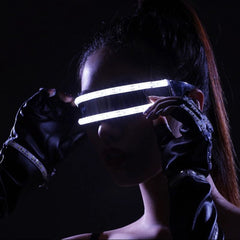 Scattershot LED Night Glasses