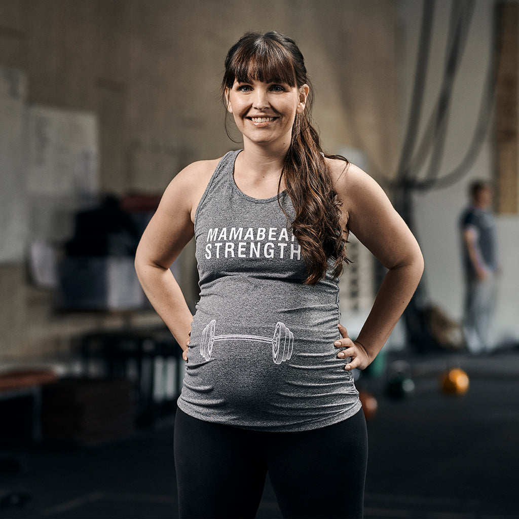 Mamabear Strength Top