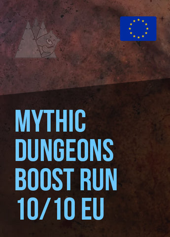 Mythic Dungeons Boost Run 10/10 EU