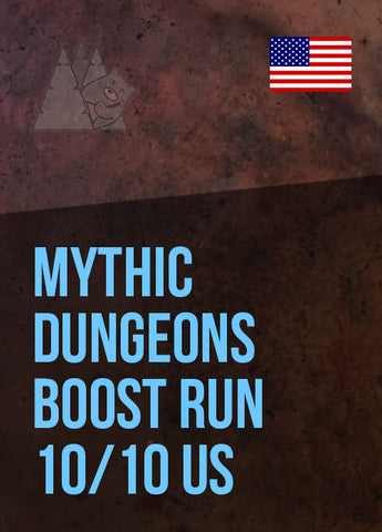 Mythic Dungeons Boost Run 10/10 US