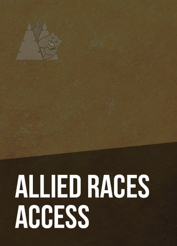 Allied Races Access