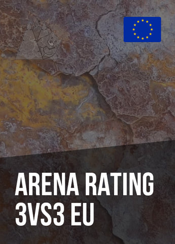 Arena rating 3vs3 EU