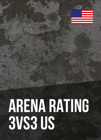 Arena rating 3vs3 US