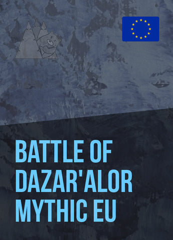 Battle of Dazar'alor Mythic EU