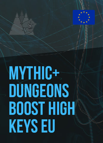 Mythic+ dungeons boost high keys EU